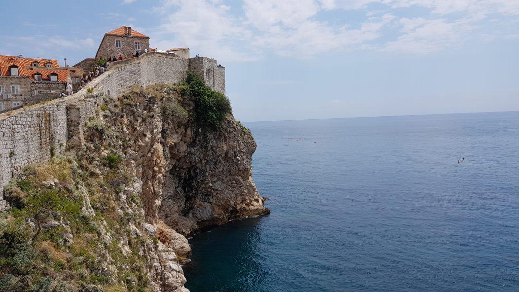 Les remparts de Dubrovnik