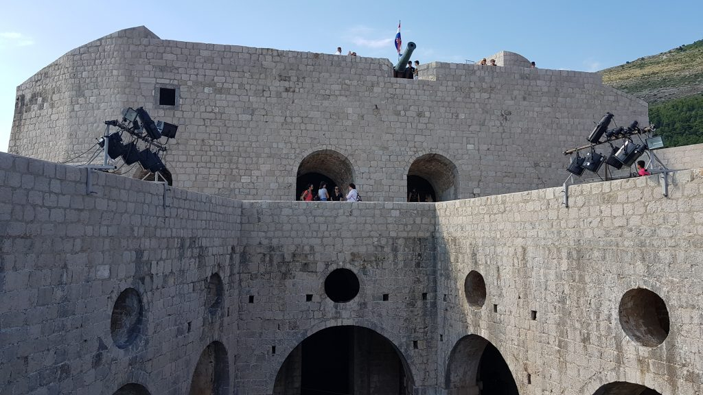 Le Fort Lovrijenac